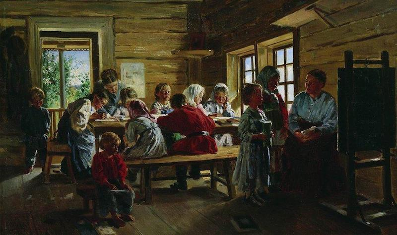 at-the-village-school-1883