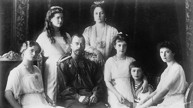 tsar family